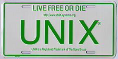 UNIX - Live Free or Die