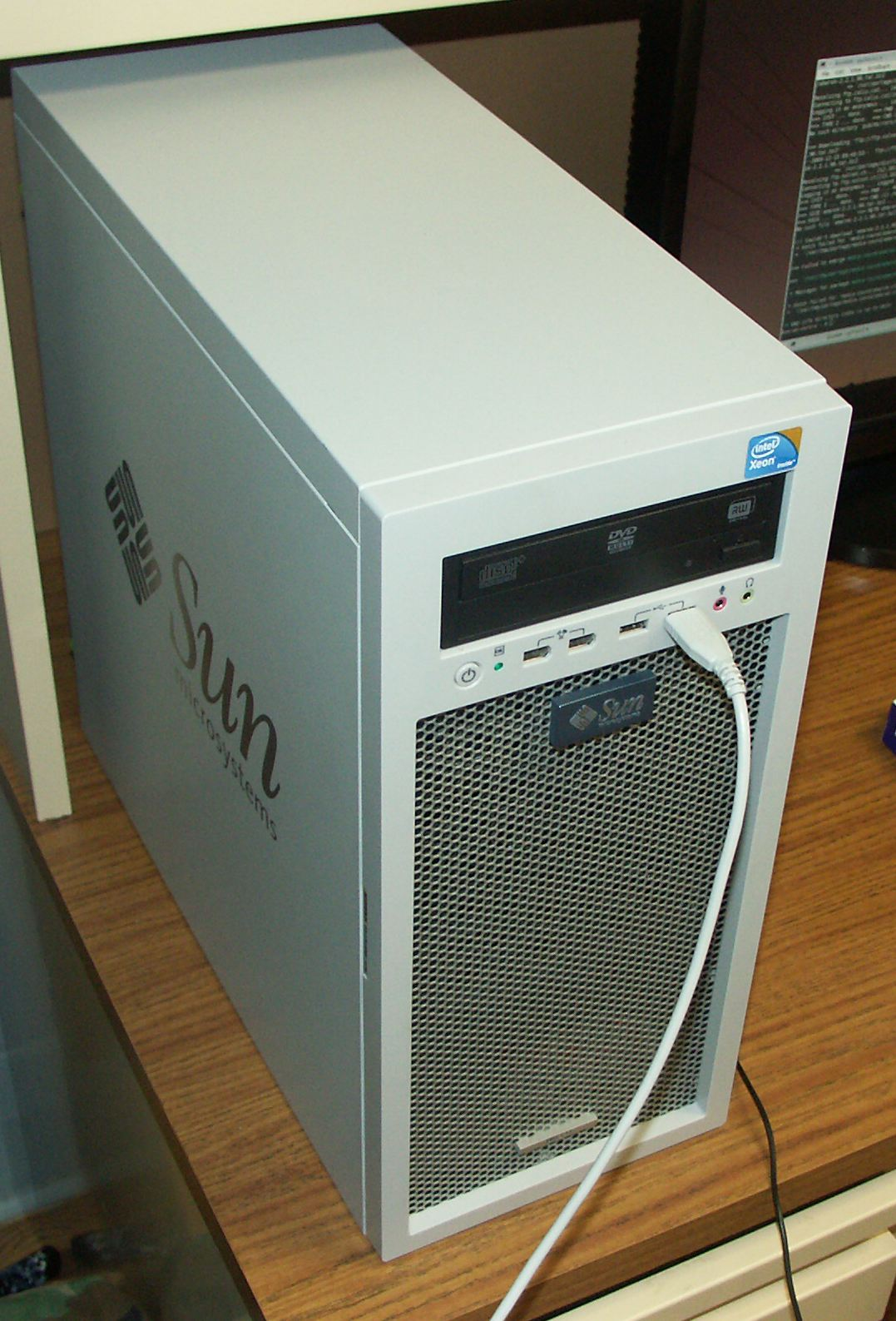 Sun ultra 27 review the ultimate linux workstation - Ultimate cad workstation ...